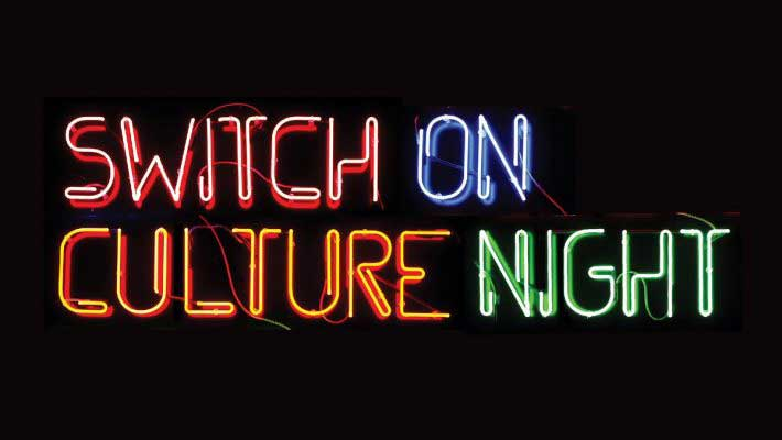 Culture night at Athlone Castle