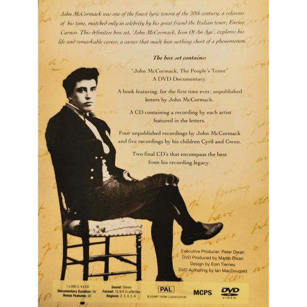 John McCormack DVD