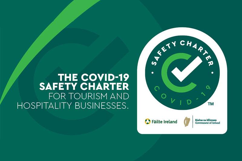 Fáilte Ireland Covid-19 Safety Charter