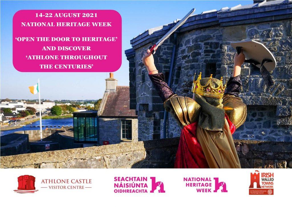 Heritage Week 2021 at Athlone Castle